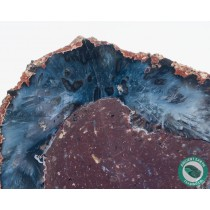4.09 in Blue Turkish Stick Agate Thunderegg