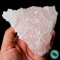 4.8 in Pink Halite Crystals - Trona, California