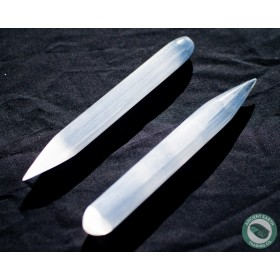 Selenite Massage Wand 16 cm. 6.3 in.